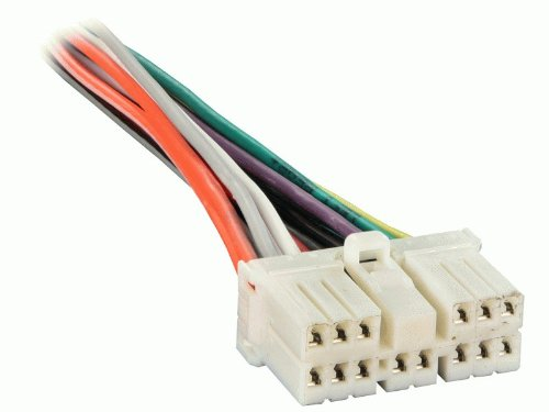 41jpHnBvodL amazon com car stereo reverse wiring harness 71 8901 for subaru  at crackthecode.co