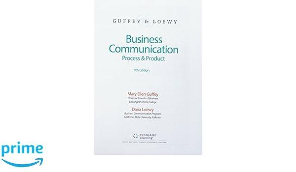 Bundle: Business Communication: Process & Product, Loose-Leaf