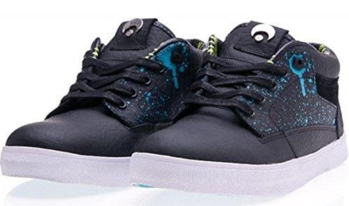 Osiris skateboarding shoes Chaveta Black / Day / Risk