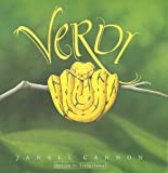 Verdi, Janell Cannon and Cannon, 8426130429