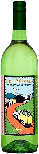 Del Maguey Single Village Mezcal Santa Catarina Minas Minero Tequila (1 x 0.7 l)