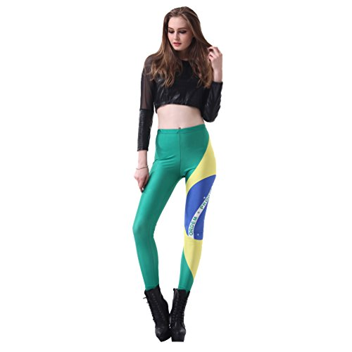 da Leggings donna Acvip brasiliani 1 Paqn70xz