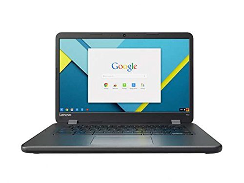"Lenovo N42-20 14"" Touchscreen Chromebook Intel Celeron N3060 Dual-core 1.6GHz 4GB LPDDR3 32GB Flash Memory Chrome OS"