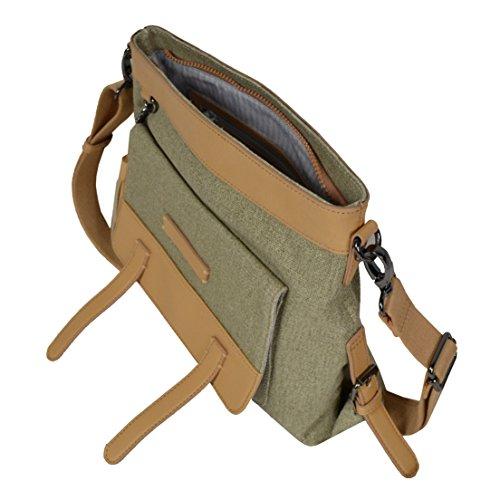 Body Sherpani Size Bag Cross One Willow Fern aarqEw47