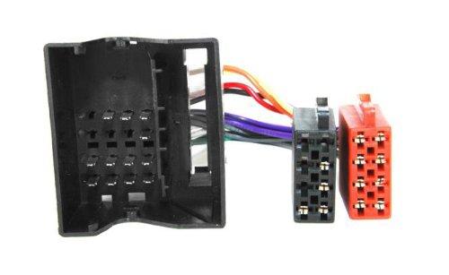 Watermark WM-1309 Radio Adapter Kabel f/ür Autoradio Quadlock auf ISO