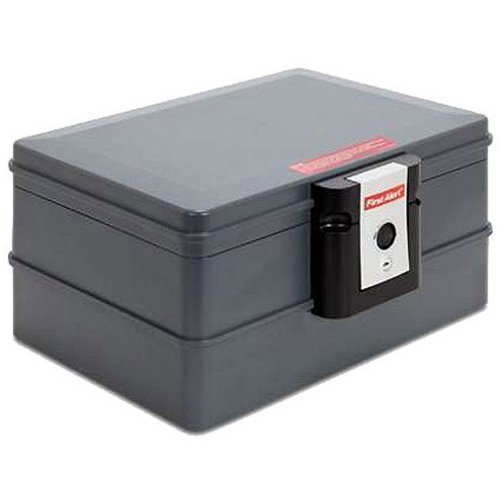 FIRST ALERT 2030F .39 Cubic-ft Waterproof Fire-Resistant Chest