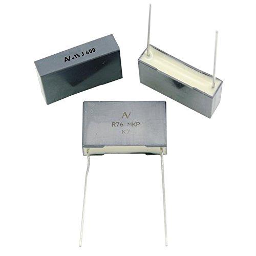 20x MKT-Condensador rad. 0, 22µF 400V DC ; 15mm ; R60MI32201000K ; 220nF 22µF 400V DC ; 15mm ; R60MI32201000K ; 220nF IT-Tronics