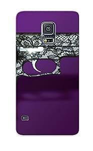 Galaxy Case - Tpu Case Protective For Galaxy S5- Buddha Bud