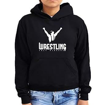 Wrestling only winners Women Hoodie