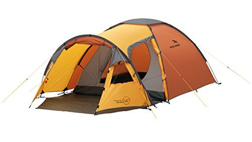Easy Camp Eclipse 300 Tent - Orange/Gold, 3 Persons by Easy Camp