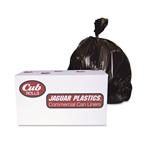 Jaguar Plastics D38634BN Industrial Drum Liners, Rolls, 2...