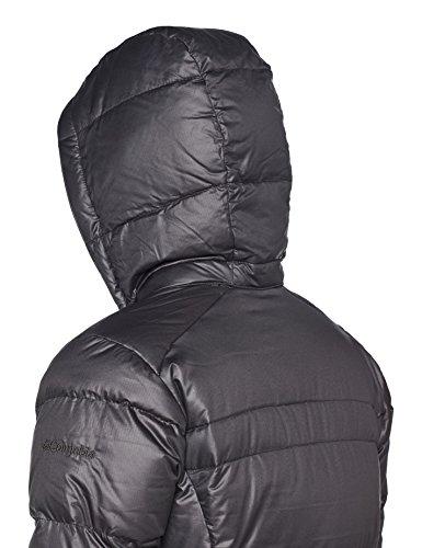 Maven Iv Larga Jacket Mercury Mujer Columbia Chaqueta Negro Mid B5xUT5w7q