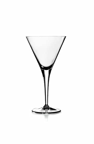 luigi bormioli set of 4 masterpiece 875oz martini glasses