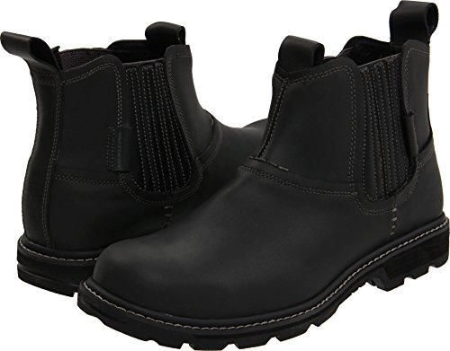 SKECHERS Men's Blaine - Orsen Black Boot 13 D (M)