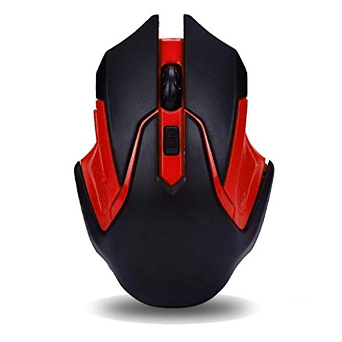Leewa 2.4GHz 3200DPI Wireless Optical Gaming Mouse Mice - Diablo 3 Game Key