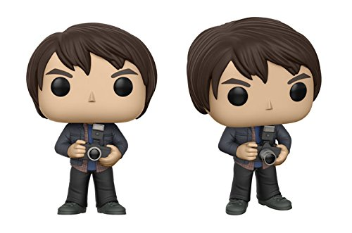 Funko pop television stranger things jonathan with camera for Dead pool show box