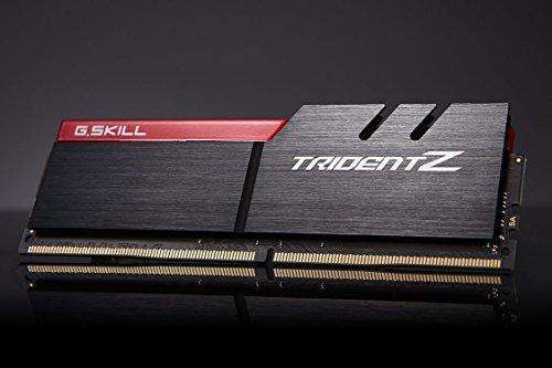G.Skill 16GB (Dual Channel Kit) 3200MHz DDR4 Trident Z Desktop Memory (F4-3200C16D-16GTZB)