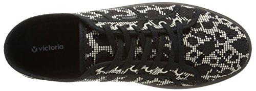 109267 Unisex Zapatillas Negro adulto Victoria negro Swx0dq7wv