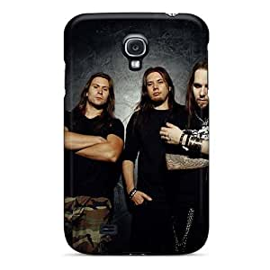 Anti-Scratch Hard Cell-phone Cases For Samsung Galaxy S4 (cBa6744qcYh) Custom Fashion Children Of Bodom Band Image