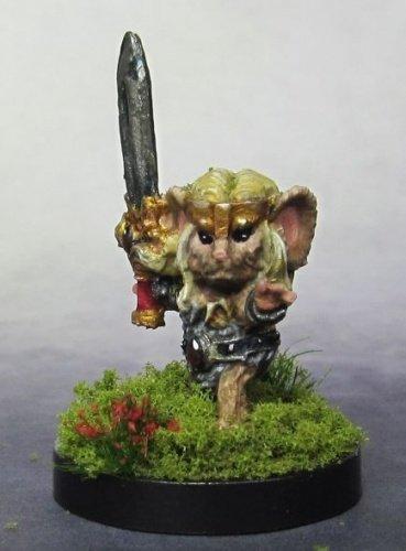 Reaper Miniatures Barbarian Mouslings /77546 Bones Unpainted RPG D/&D Figure 2