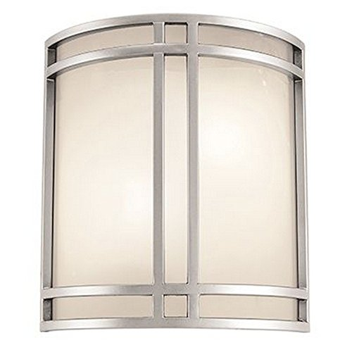 Access Lighting 20420LEDD-SAT/OPL Dimmable LED Wall Fixture ()