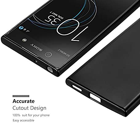 Amazon.com: Cadorabo Case Works with Sony Xperia XA1 in ...
