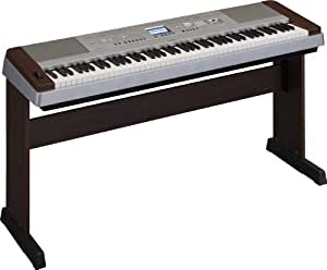 Yamaha DGX-640W Gran Piano Portátil Nogal