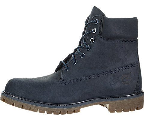 Timberland Men's 6 inch Premium Boot (7.5 D(M) US, Navy Monochrome)