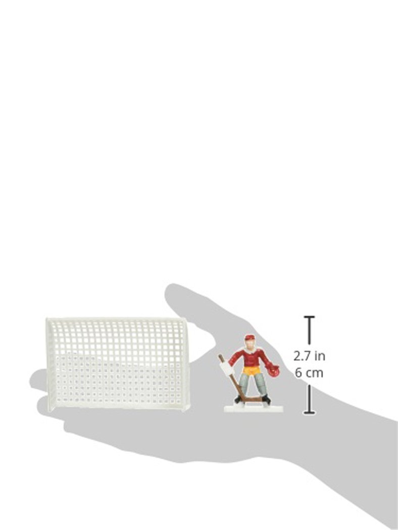 Oasis Supply 6-Piece Hockey Cake Decorating Kit by Oasis Supply (Image #1)