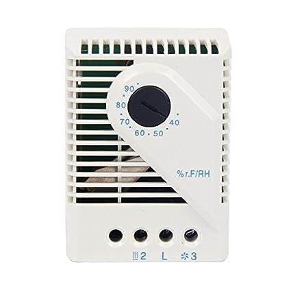langir armario mecánico Higrostato termostato controlador de humedad MFR012