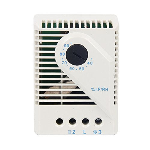 LANGIR Mechanical Cabinet Hygrostat Thermostat Humidity Controller MFR012