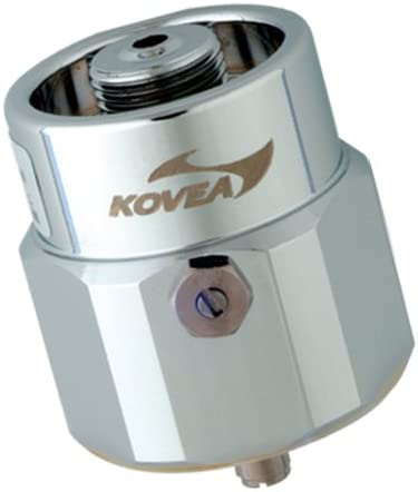 Kovea LPG Adaptor, Small, Silver