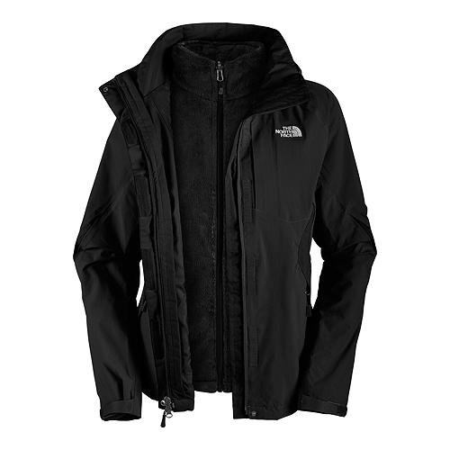 UPC 648335026274, The North Face Women's Boundary Triclimate Jacket