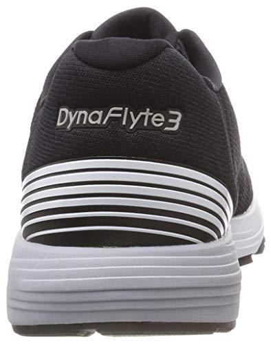 white 3 Dynaflyte Uomo Nero Scarpe 001 Asics black Da Running Rwa5HW8q