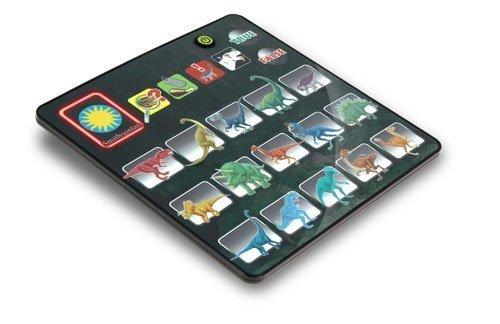 Kidz Delight Smithsonian Kids Dino Tablet, Green by Kidz Delight