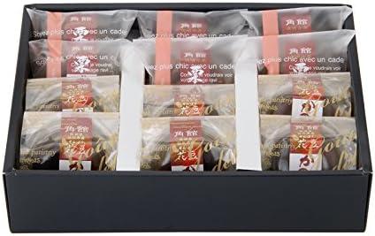 角館清流かのこセット〔西明寺栗かのこ、抹茶花豆かのこ(各6個)〕