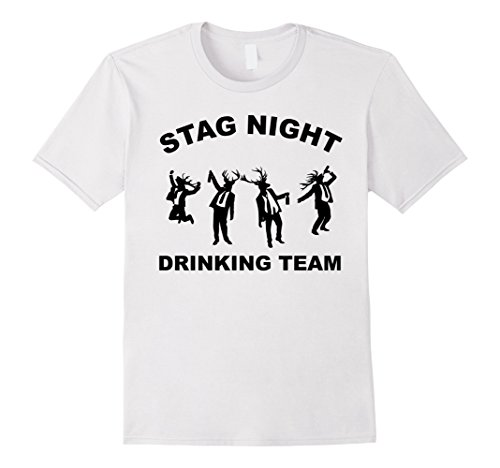 Mens Stag Night Party Ideas and Bachelor Party Outfits XL (All White Party Outfits Men)
