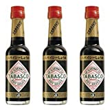 [Set of 3] Shodashoyu Tabasco spicy soy sauce 150ml