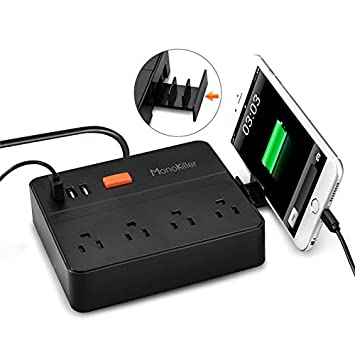 Review Power Strip with 3