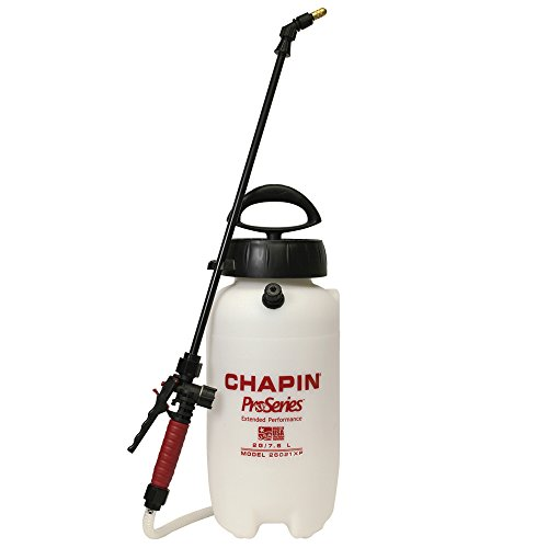 Chapin 26021XP 2-Gallon ProSeries Poly Sprayer For Fertilizer, Herbicides and Pesticides, 2-Gallon (1 Sprayer/Package) by Chapin International