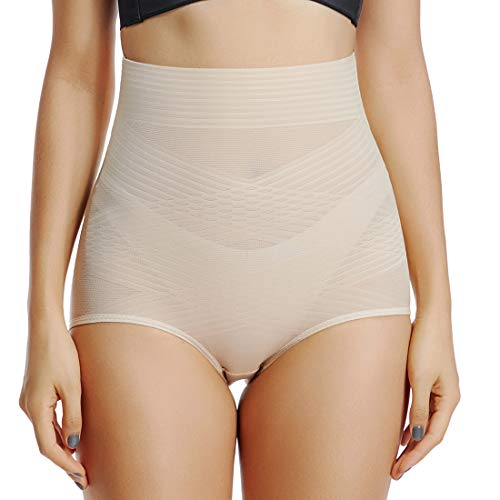 6f764157614 Shapewear Panties for Women Body Shaper Briefs High Waist Tummy Control  Panties Shaping Girdle Underwear