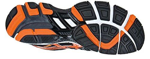 Asics - Zapatillas de running para hombre negro negro, color, talla 8 - negro
