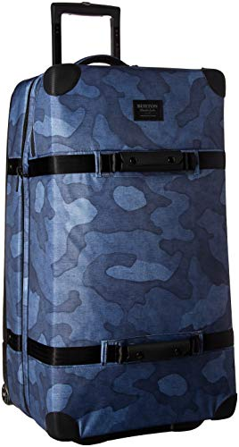 Burton Wheelie Sub Travel Bag, Arctic Camo Print, One Size