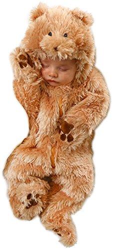 Snuggle Bear Baby Infant Costume - Newborn Small