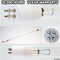 Second Wind 1076, 18-inch OEM Quality Compatible Replacement Lamp, Bulb for 1910, 1930, 2000, 2000-230, 2018 ,20189, 8000, 9000,and 8000PFP Air Purifiers