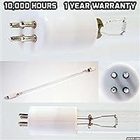 40 Watt UV Bulb 33 Aqua Ultraviolet Classic 40W Gamma, A20040, OEM Quality Premium Compatible UV Lamp Bulb for UV Sterilizer, 10000 Hours, 12 Month Guaranty