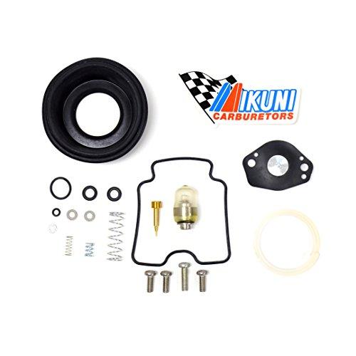 BSR 33mm Carburetor Rebuild Repair Kit with Diaphragm by Niche Cycle Supply ()