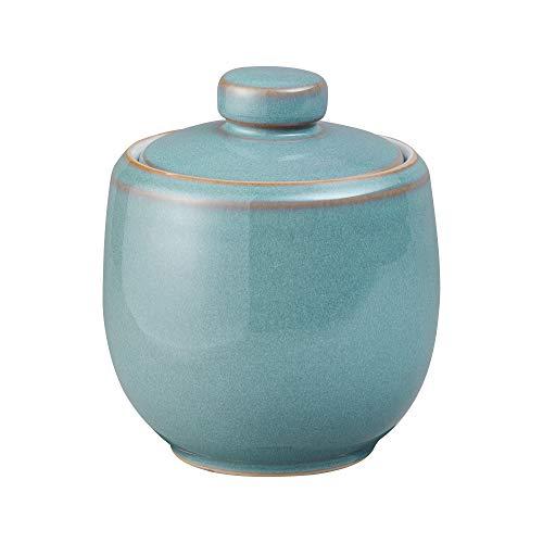 Bowl Blue Sugar - Denby Azure Covered Sugar