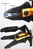 MXBAOHENG Integral Portable Hydraulic Spreader