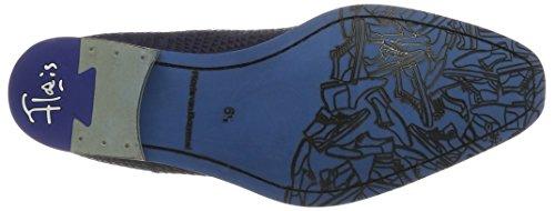 D Scarpe 18003 Print Derby 01 Blu Blue Bommel Floris 027 802 van Uomo xqZF8p6